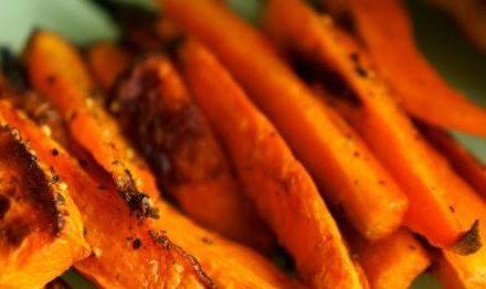 Een heerlijke en erg makkelijke Paleo snack: wortel chips