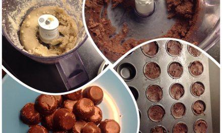 Zoete paleo snack: Cacao Cupjes om te smullen!