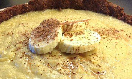 Paleo taart: bananentaart recept