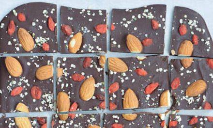 Paleo kindertraktatie met cacao!