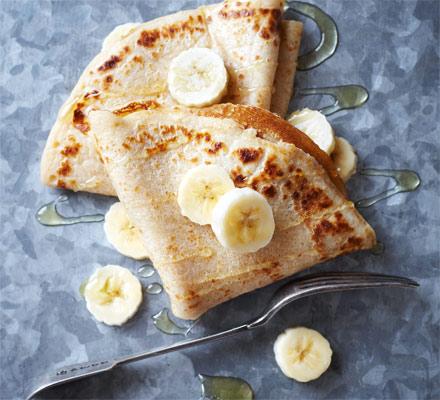 Glutenvrije pannenkoek