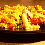 Paleo recept met quinoa