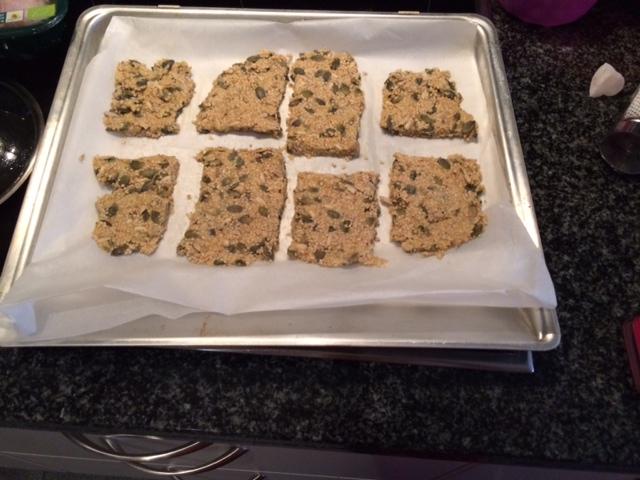 gezonde koekjes recept