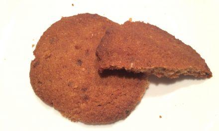 Amandel-kaneel koekjes (heerlijk voor bij de thee)