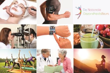 Fitplein op de Nationale Gezondheidsbeurs 2015 (4-8 feb)