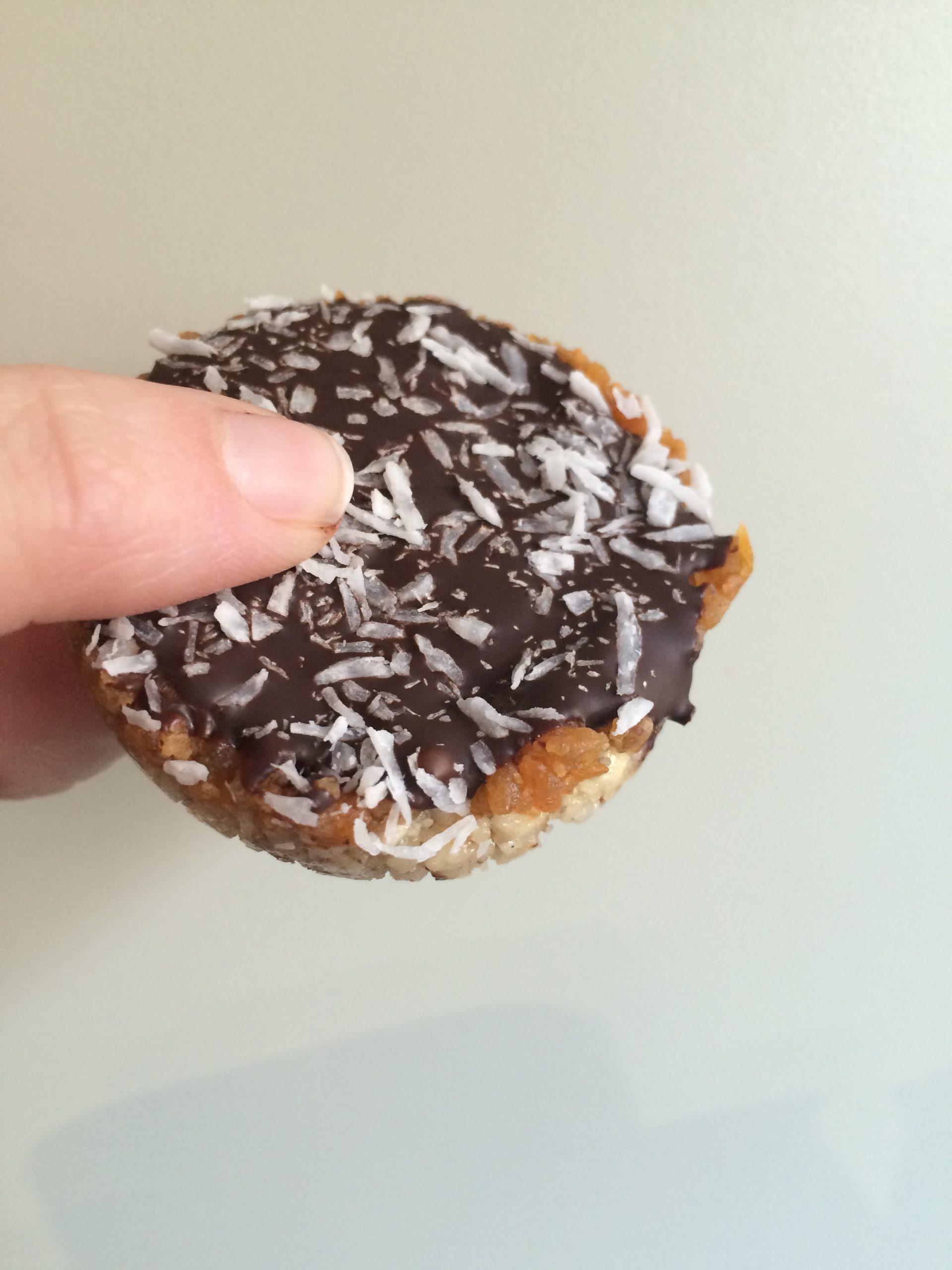 gezonde chocolade snack maken