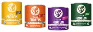 PUR YA! Bio Vegan Proteine