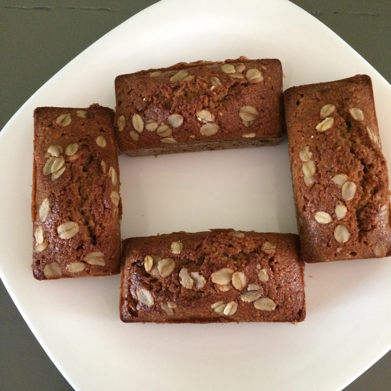 gezonde ontbijtkoek recept