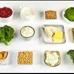 Voeding met calcium