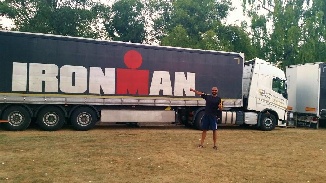 Iron Man ervaring