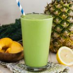 Kurkuma Green Detox Smoothie