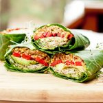 Paleo recept Boerenkool wraps