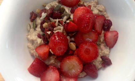 Gezond ontbijt: tien gouden regels
