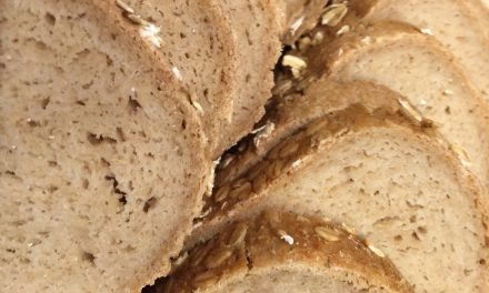 Glutenvrij brood: YAM desem primeur!