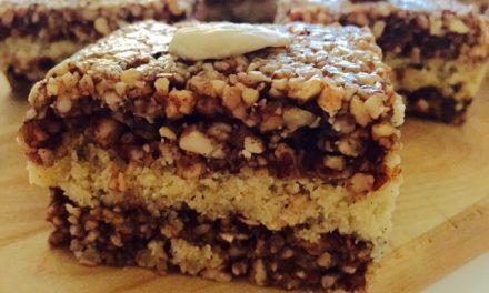 Heerlijk kruidig gevuld speculaas: glutenvrij raw food