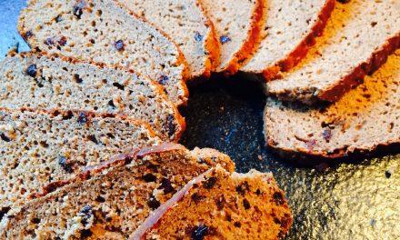 Hollandse glutenvrije ontbijtkoek