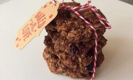 Glutenvrij koekjes bakken: Oatmeal cookies recept