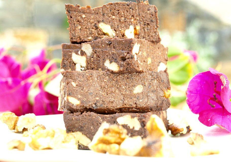 Gezond brownie recept: vegan glutenvrije brownies