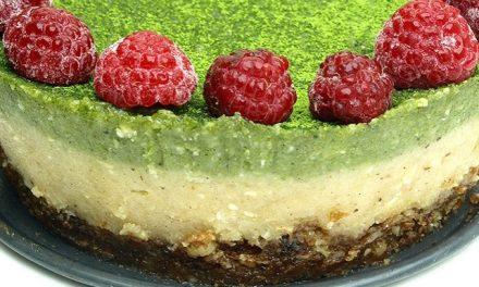 Cheesecake recept: vegan en raw