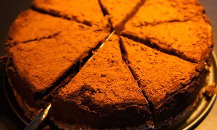 Chocoladetaart recept: rauw, glutenvrij, suikervrij en zuivelvrij!