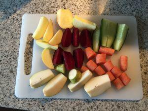 groentesap recept met bietjes