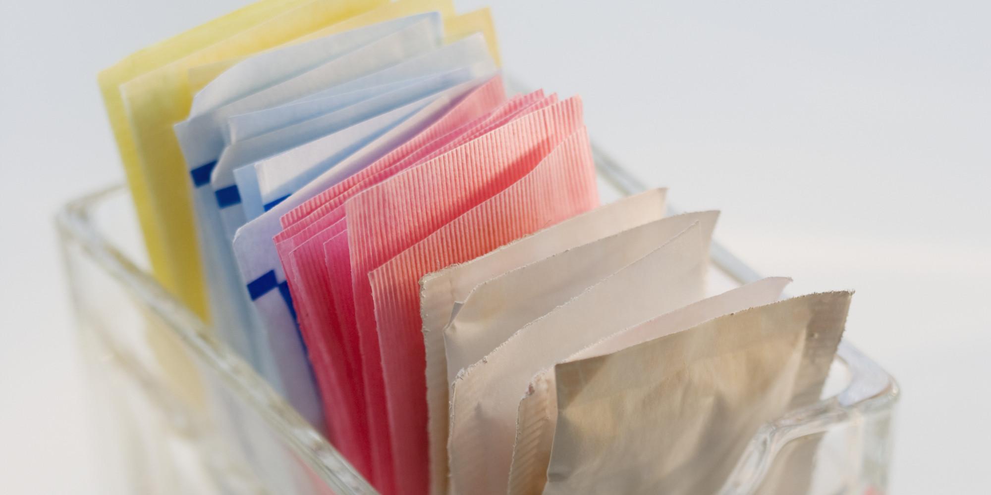 kunstmatige zoetstoffen dikmakers