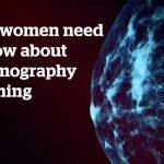 mammografie en borstkanker