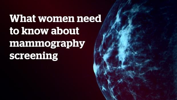 Mammografie en borstkanker?