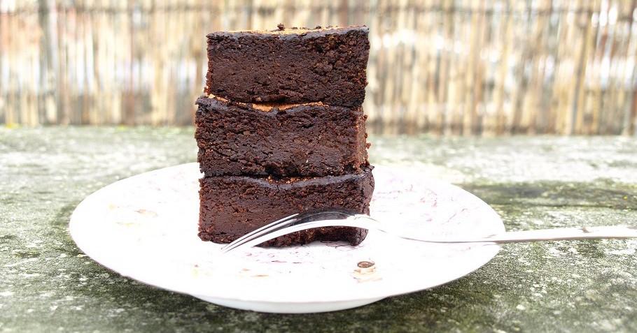 glutenvrije suikervrije brownies