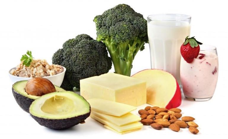 botontkalking osteoporose voeding