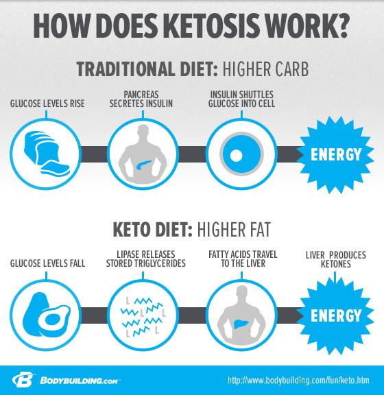 ketogeen dieet en hoe werkt het
