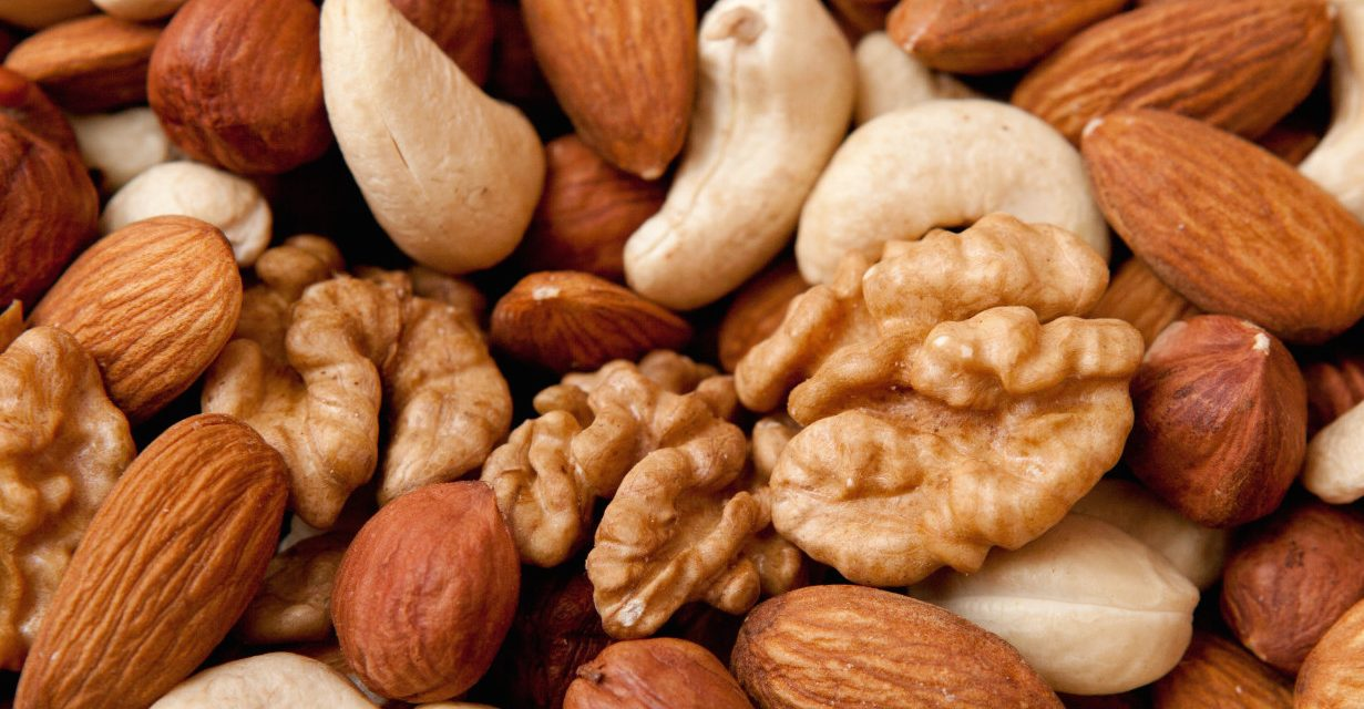 Alleen gezonde noten zijn gezonde tussendoortjes