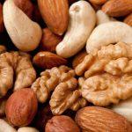 rauwe noten gezonde tussendoortjes