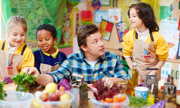Gezond eten voor kinderen goed verpakken: koken met kinderen