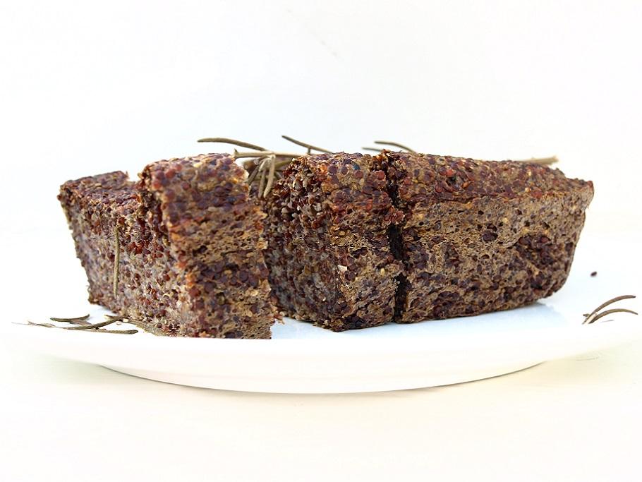 glutenvrij brood met quinoa