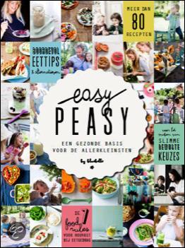 kookboek met kinderen