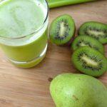 kiwi appel peer juice