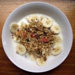 Glutenvrij haver- en choco ontbijt