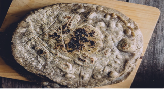 Pitabroodjes van boekweitmeel