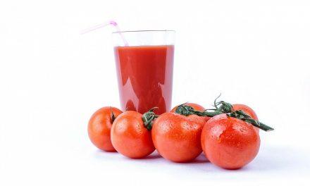 Groentesap recept met tomaat