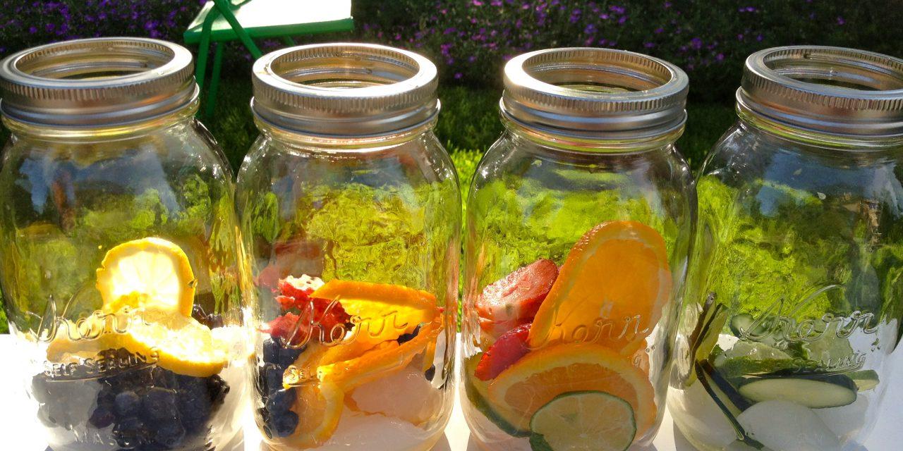 Water met fruit en kruiden: heerlijke fruitwater recepten