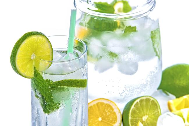 detox water cirtroen