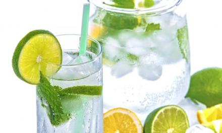 Recept detox drankje op basis van munt en watermeloen