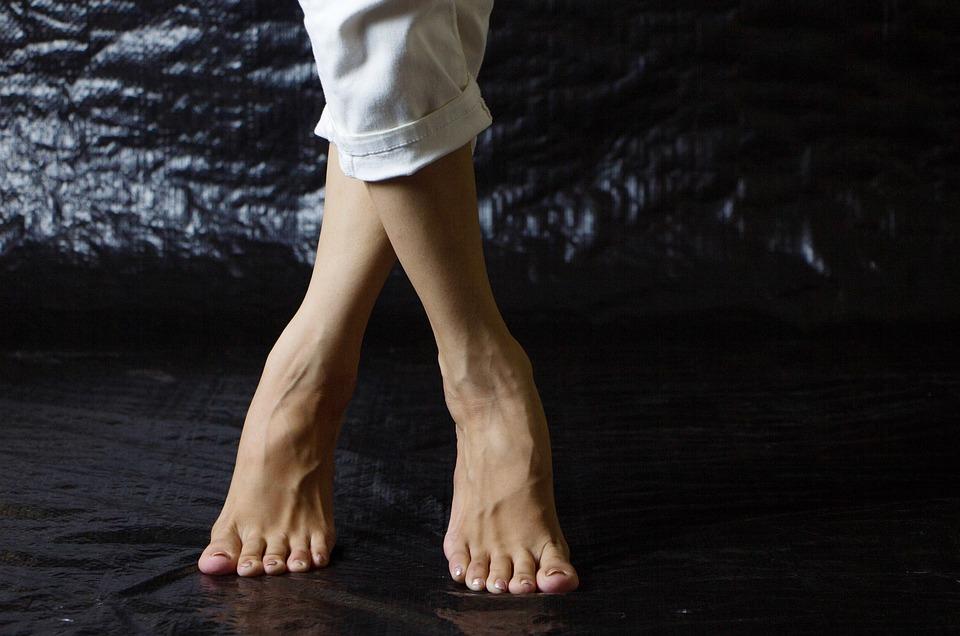 Voetjes van de vloer (incl. 4 voet-verwen-recepten)