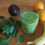 spinazie selderij smoothie