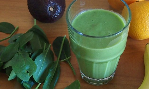 Recept groene smoothie vol anti-oxidanten en vitamines
