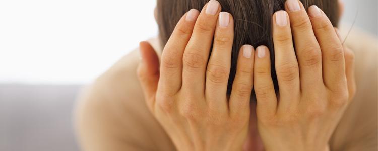 Symptomen van stress verminderen met voeding