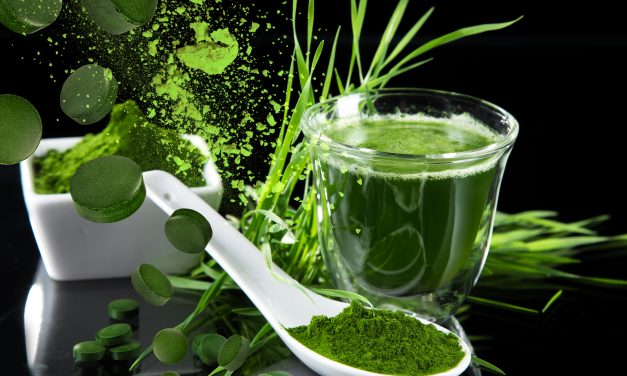 Spirulina inspiratie: smoothie recept!