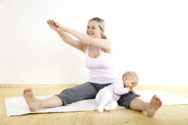 Afvallen na de bevalling: 6 verantwoorde adviezen