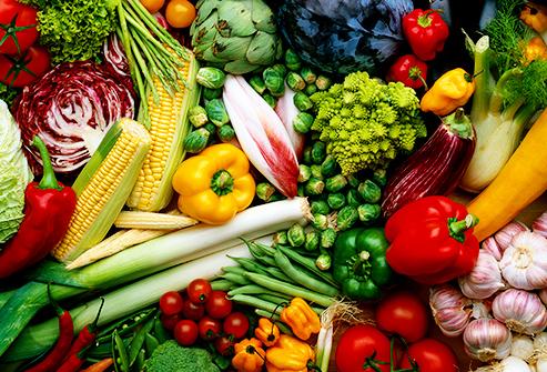 week zonder vlees ook wel week met heel veel groentes genoemd